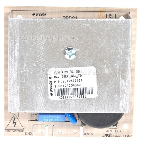 Mastercook PCB DC Module
