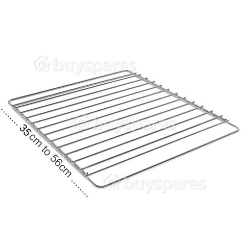 Faure Adjustable Oven Shelf (350mm To 560mm Wide X 320mm Deep)
