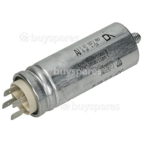 Best Capacitor 9uF
