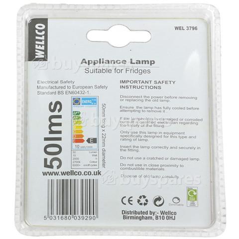 Lampada Pygmy 10W SES (E14) Faure