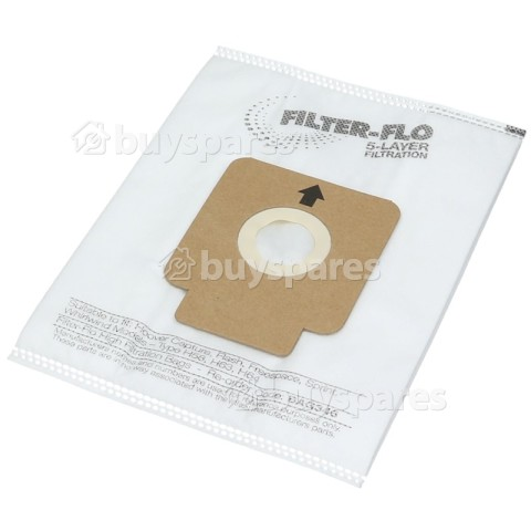 Fersen H63 Filter-Flo Synthetic Dust Bags (Pack Of 5) - BAG346