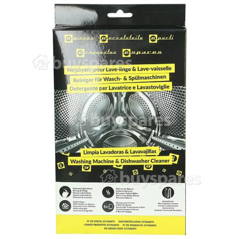 International Espares Anticalcare E Detergente Per Lavatrice E Lavastoviglie Becken