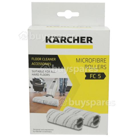 Rullo In Microfibra - Confezione Da 2 Karcher
