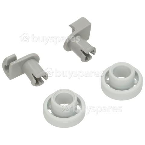 Roulettes Panier Supérieur Lave-Vaisselle (paquet de 2)