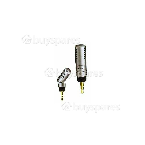 Sony ECMDS30 Small Stereo Microphone