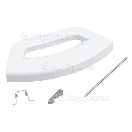 Ariston Door Handle Kit - Polar White