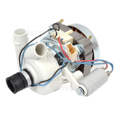 INDESIT Genuine Dishwasher Water Circulation Wash Motor /& Pump