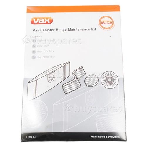Vax Vacuum Cleaner Canister Range Maintenance Kit
