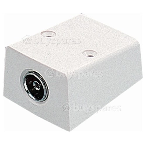 Surface Mount Co-axial Socket