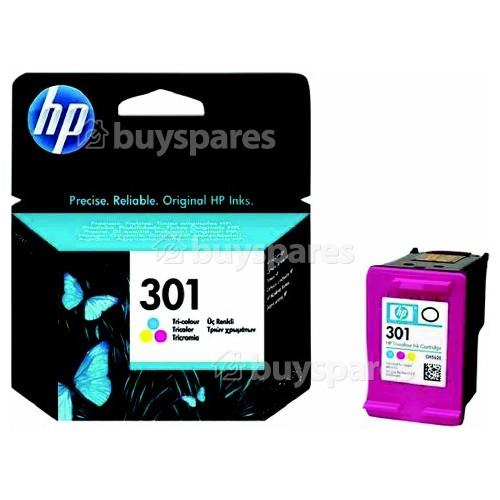 Hewlett Packard Genuine No.301 Tri-Colour Ink Cartridge (CH562EE)