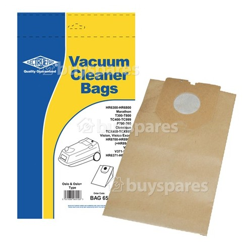 Home Electronics Dust Bag (Pack Of 5) - BAG65