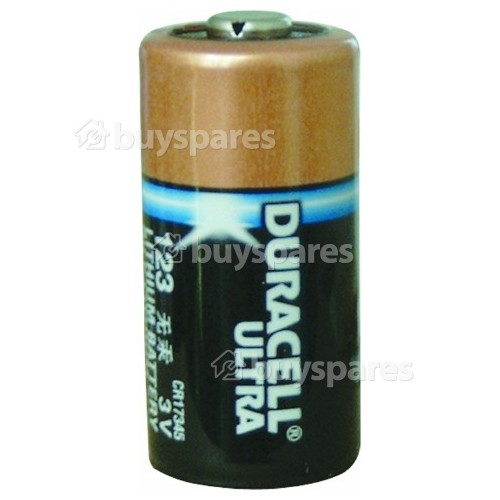 Duracell CR123A Kamerabatterie
