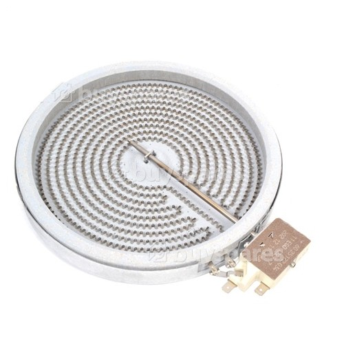 Medium Ceramic Hob Hotplate Element -1800W EGO 10.58111.044