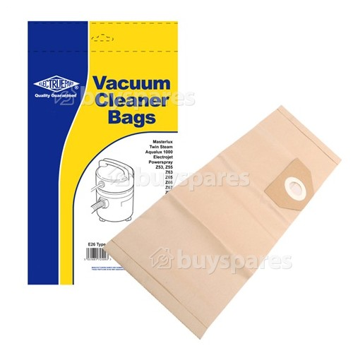 Philips E26 Dust Bag (Pack Of 5) - BAG111