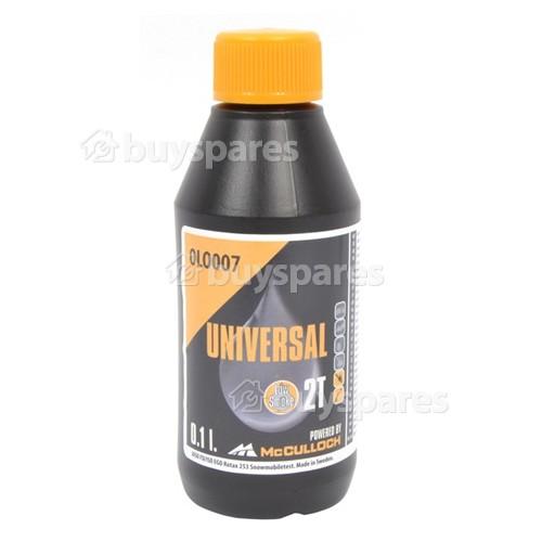 Universal Powered By McCulloch OLO007 Mini-Shot Premium 2-Taktöl LS