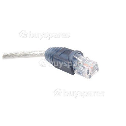 Avix ADSL Modem Lead RJ11 To RJ11 + UK To US Adapter