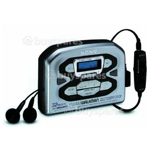 Sony Obsolete Sony WM-FX491 Fm/ Am Walkman With Remote