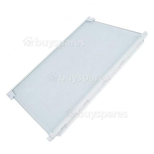 Boretti Upper/Middle Glass Shelf Assembly - 475x312mm