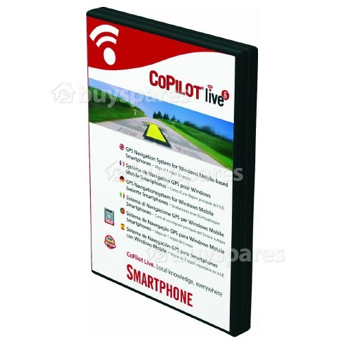 CoPilot Live 6 - Smartphone Software Only