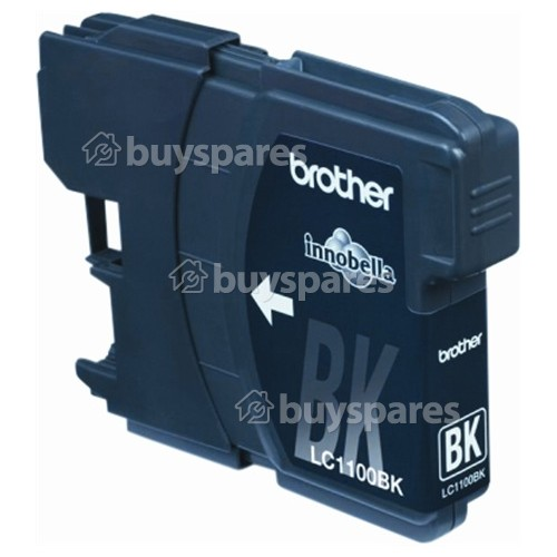 Brother Original LC1100BK Tintenpatrone Schwarz