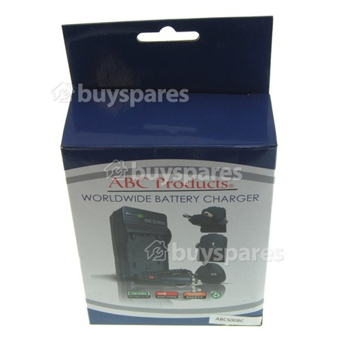 ABC Products Ersatz-Batterieladegerat - GB/EU Stecker