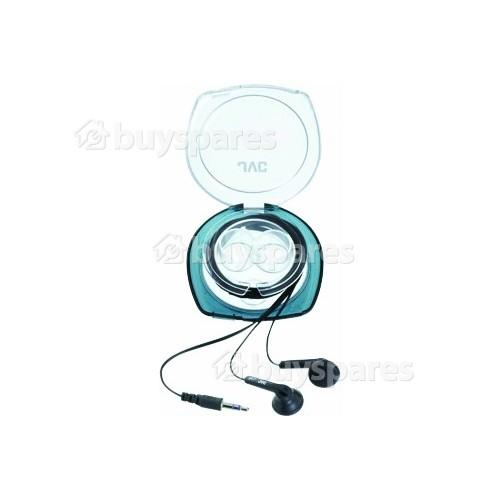 JVC In-Ear Headphones