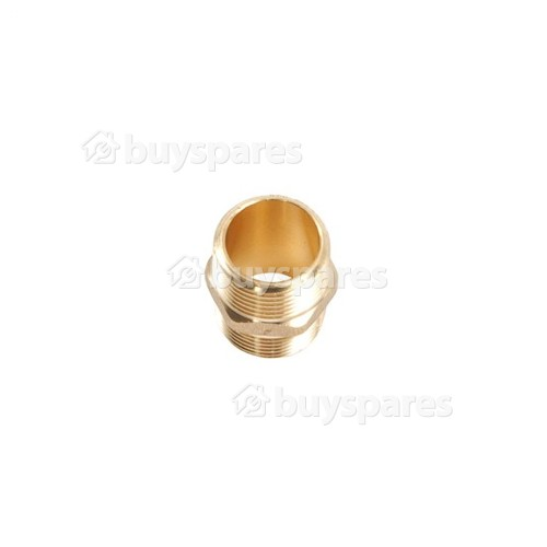 "Bendix Brass Hose Connector 3/4""X 3/4"" Threaded : Connector For Inlet Hoses"
