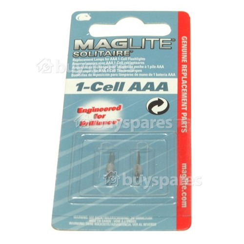 Maglite Solitaire Lamps