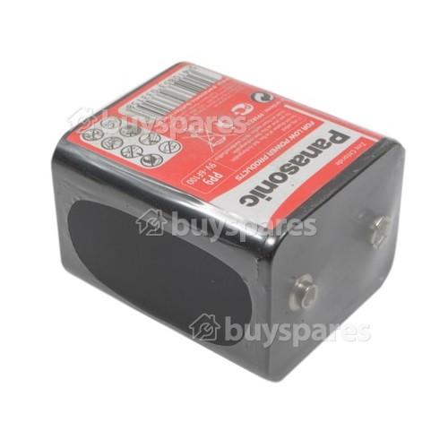 Panasonic PP9 Zink-Kohle Blockbatterie