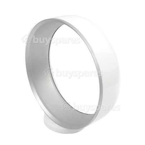 Dyson White/Silver Loop Amplifier 30CM/12IN