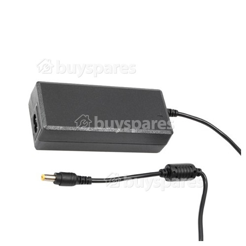 Advent Laptop AC Adaptor / Battery Charger - UK Plug : Output 19V 350mAh