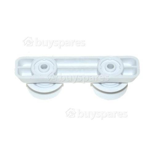 Hoover Upper Dishwasher Basket Wheels / Runner Support
