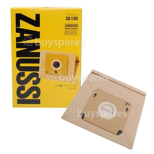 Zanussi ZA120 Staubsaugerbeutel (5er Pack)