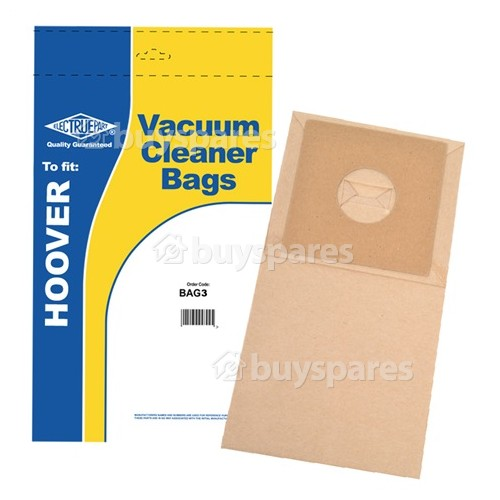Daewoo H6 Dust Bag (Pack Of 5) - BAG3