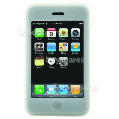 Cygnett GroovePocket Silicon IPhone Case - Clear