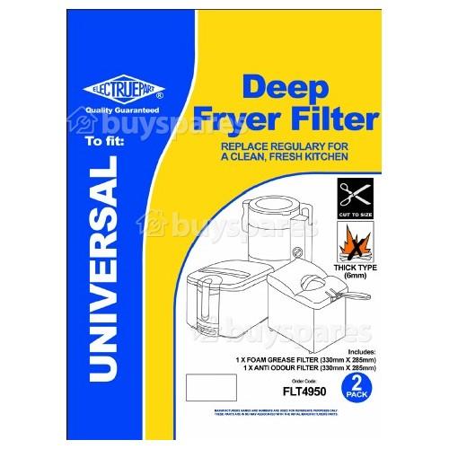 Universal Fettfilterset