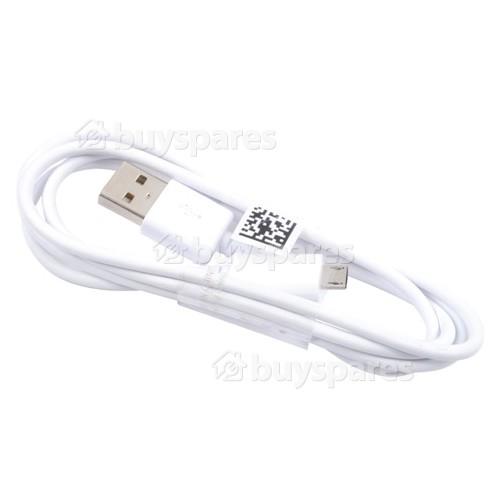 Samsung USB - Kabel 1m Weiß