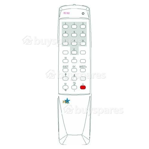 Obsolete. RC162/HQ: Remote GRUN99) Remotes
