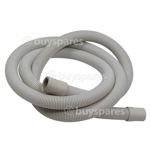 2.1mtr.Drain Hose, Straight 20mm / 24mm Internal Dia.s'