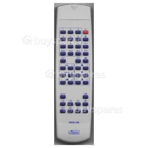 "Classic TVC 21"" 2109 IRC81199 Remote Control"
