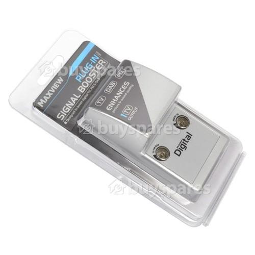 Maxview Signalverstärker Für Die Steckdose, Grau (GB Stecker)