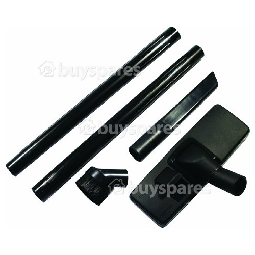 Universal Vacuum Cleaner 32mm Push Fit Accessory Tool Kit