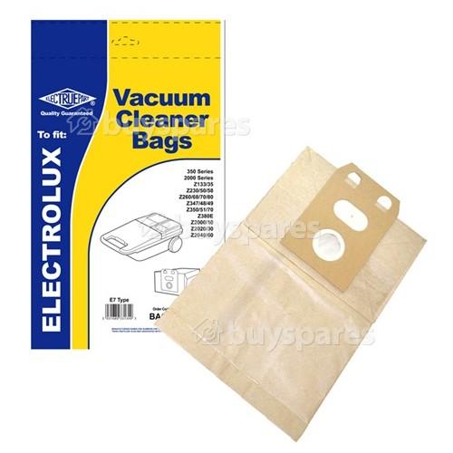 Acec E7 Dust Bag (Pack Of 5)