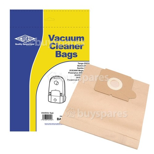 E53 Dust Bag (Pack Of 5)