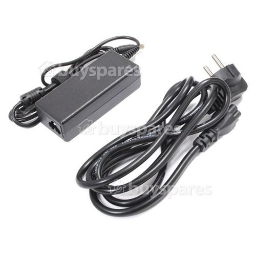 Alba LCD TV AC Netzdapter (2-poliger EU Stecker)