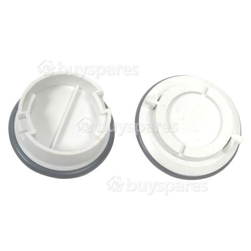 DEC Rinse Aid Dispenser Cap (Pack Of 2)