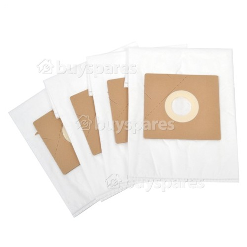 E67 Filter-Flo Synthetic Dust Bags (Pack Of 5) - BAG295
