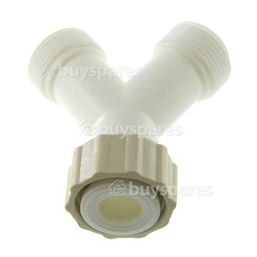 Y Piece Hose Adaptor
