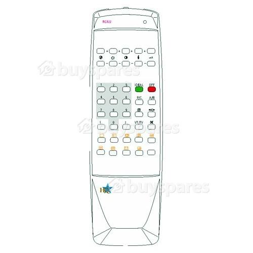 Obsolete RC922/HQ: Remote Fi Remotes