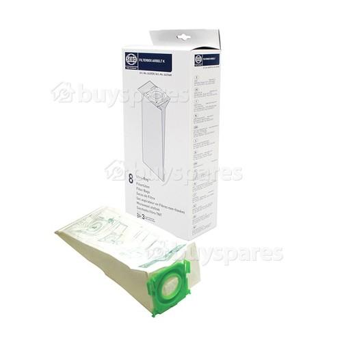 Sebo 6629ER Filterbox Airbelt K Ultra Vacuum Bag (Box Of 8)